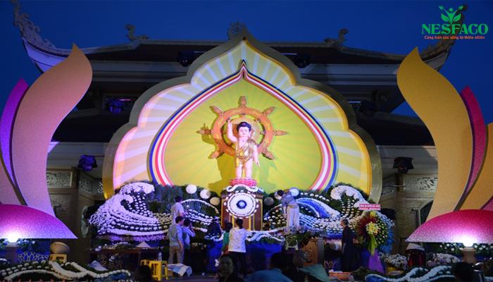 lê quang ánh lễ Phật Đản